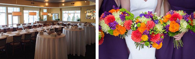 Bay Pointe Terrace Grille Wedding